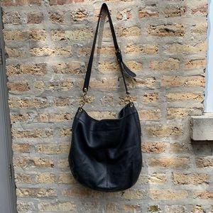 VTG Genuine Leather Hobo Bag